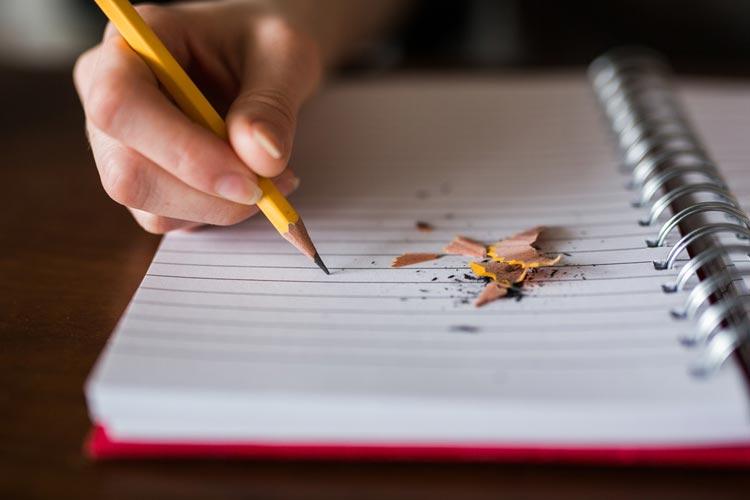 تمرین نویسندگی