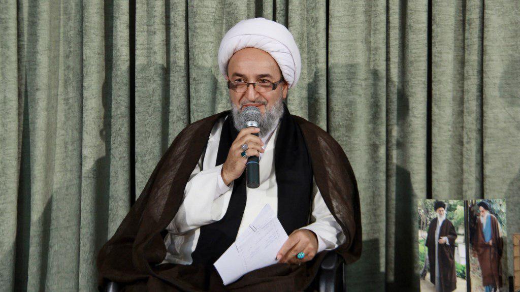 مدیر حوزه های علمیه خواهران استان البرز