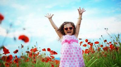 چگونه كودك شاد داشته باشيم: