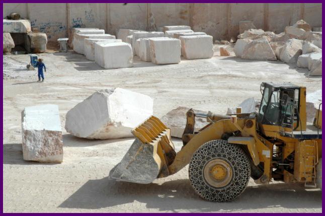 ماشین آلات سنگ