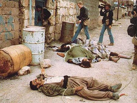 حمله شیمیایی به حلبچه