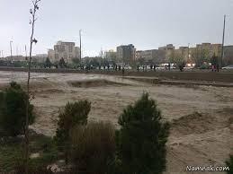 سیل در آذربایجان