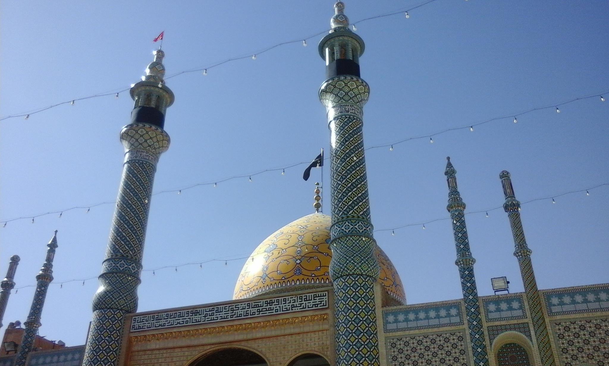 مشهد-اردهال-ایرانگردی-کاشان