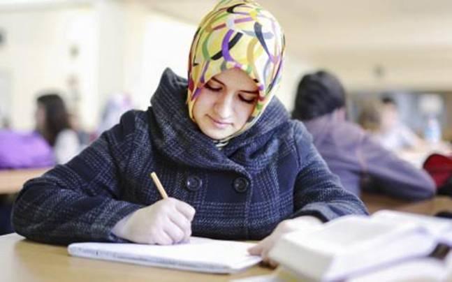 منع حجاب-ارزش حجاب-درس-علم آموزی