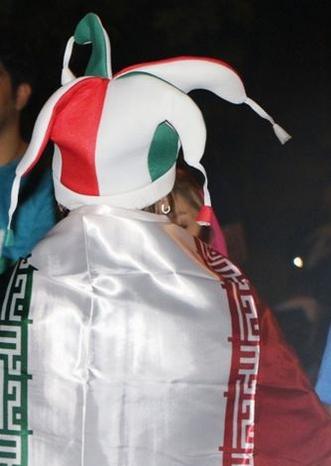 دلقک-جام جهانی-ایران