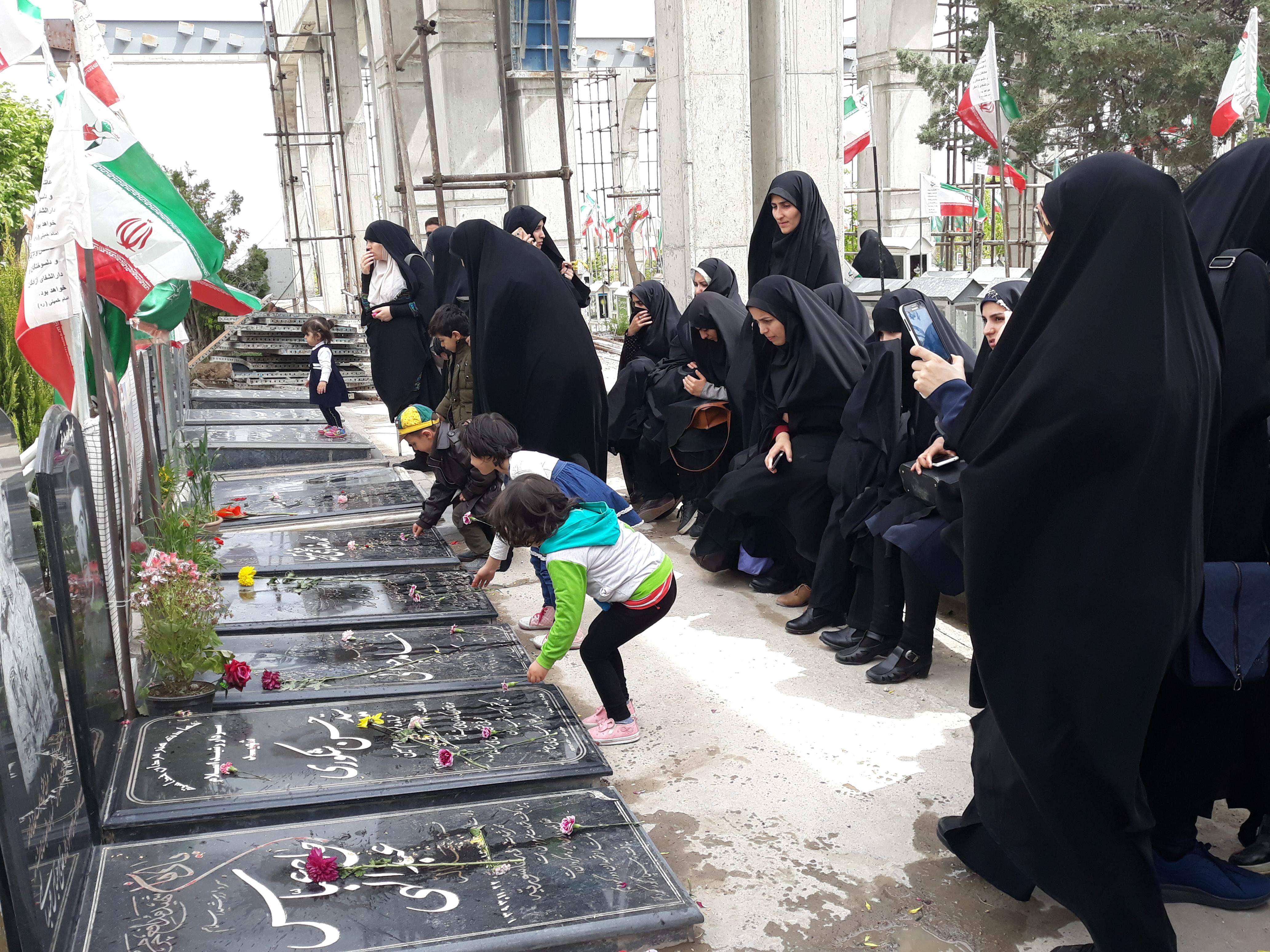 شهداي مدافع حرم تبريز