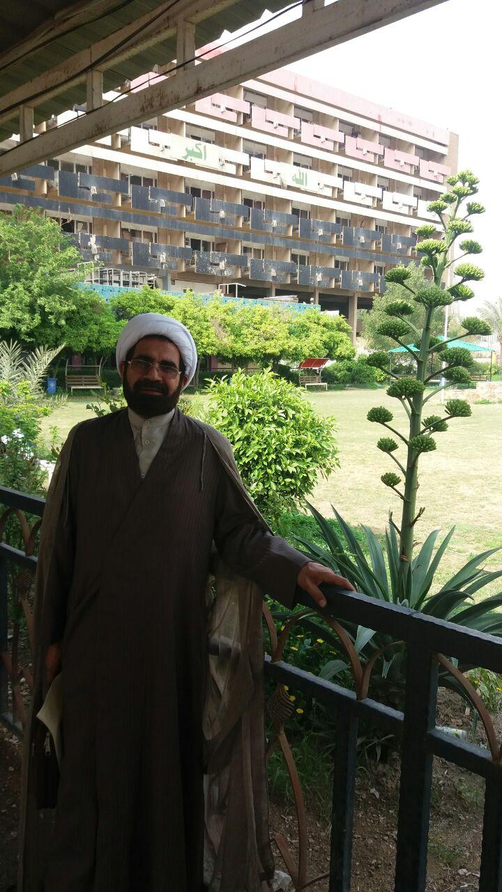 حجت الاسلام مهدي باقري سياني