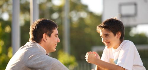 دوستی با نوجوان