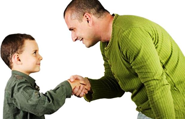 احترام به کودک