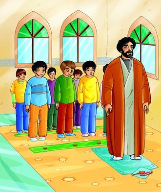 نماز نوجوان