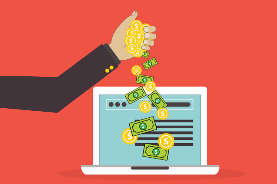 درآمدزایی از وبلاگ در کوثربلاگ