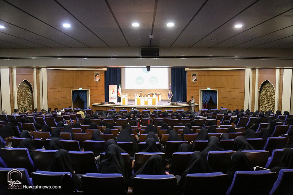 دومین همایش فعالان فضای مجازی حوزه های علمیه خواهران