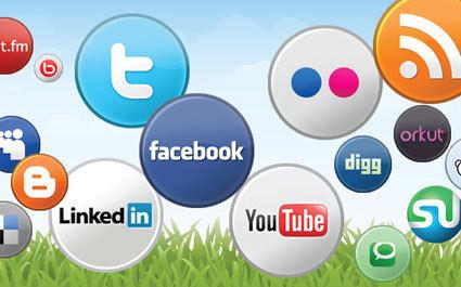 وبلاگ و شبکه های اجتماعی