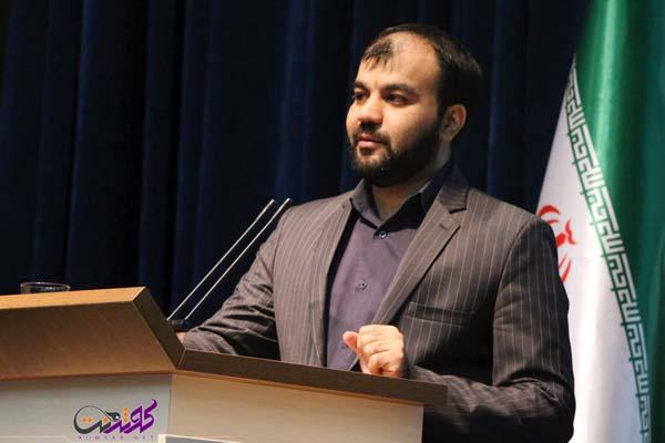 علی طائی زاده در اولین گردهمایی سفیران کوثرنت