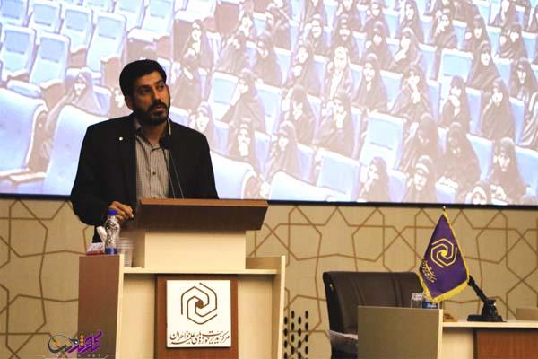 محمد تقی جلیلی صفت در اولین گردهمایی سفیران کوثرنت