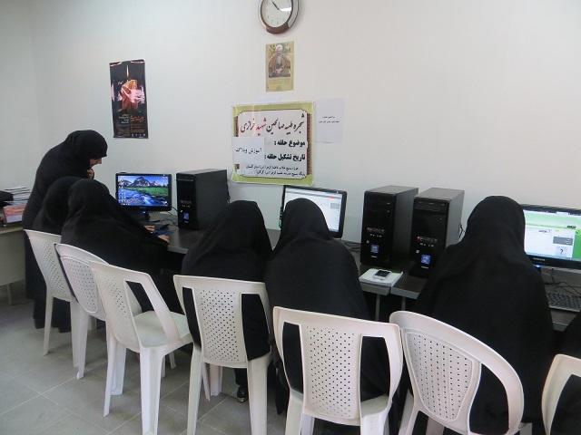 برگزاری کارگاه وبلاگ نویسی