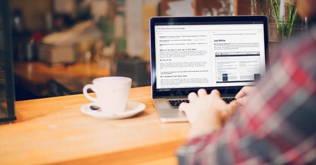 وبلاگ نویسی در کوثربلاگ