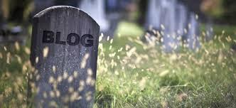 آیا وبلاگ نویسی مرده است؟