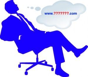 انتخاب آدرس سایت یا وبلاگ