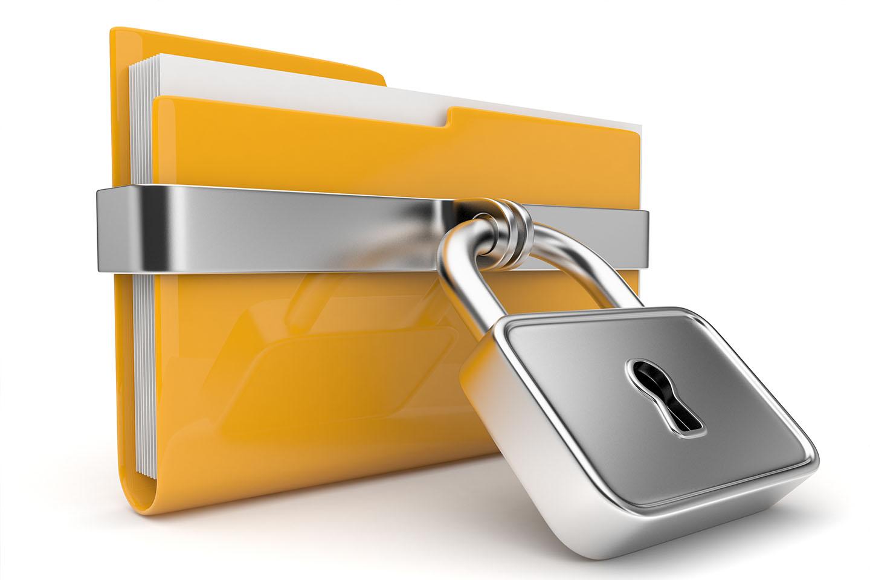 آموزش قفل گذاری روی فایل ها در ویندوز 10
