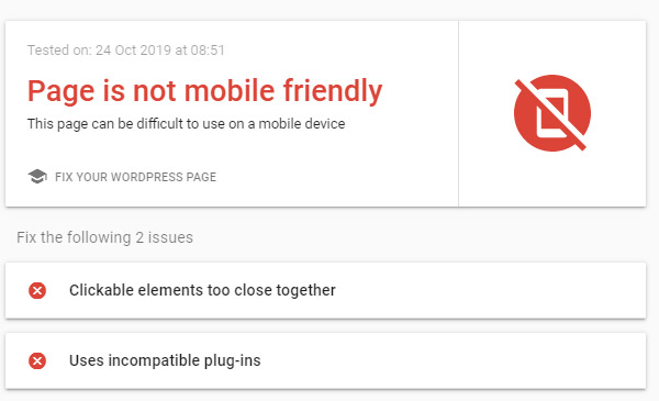 Page-is-not-mobile-friendly