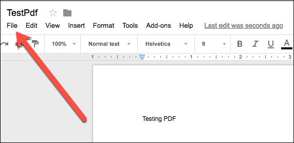 آموزش تبدیل کردن فایلهای PDF به Word در ویندوز 10