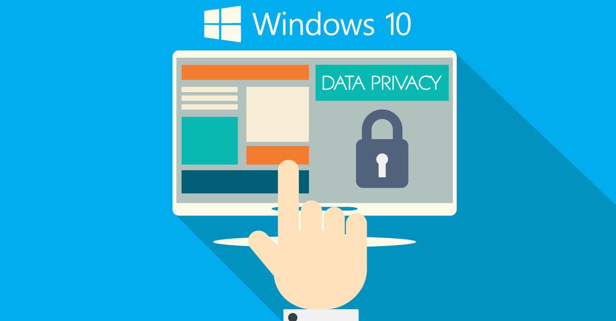 محافظت از امنیت ویندوز 10