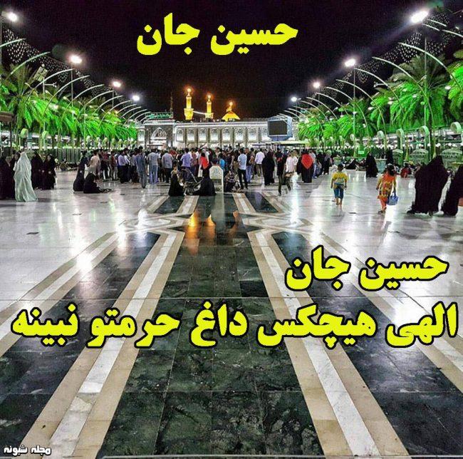 پروفایل محرم حسین ارام جانم